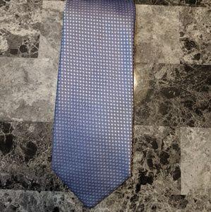 Hugo Boss Blue-Gray Tie